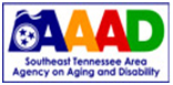 Southeast Tennesee Area Agency for Aging Disability Emblem